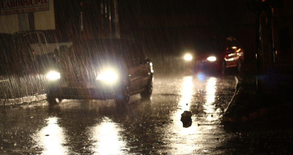 Heavy Overnight Rains Cool Northern Plains