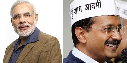 Despite Narendra Modi's chai, Arvind Kejriwal seems to have more in his social cup. Here is why