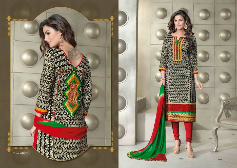 Different Styles Of Indian Suits For Women - India Book