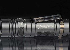 Advance Military Grade LED Flashlight