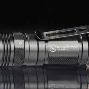 Advance Military Grade LED Flashlight