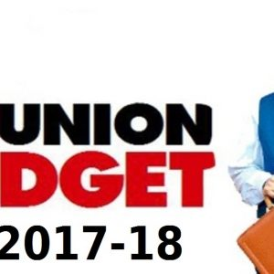 Live Updates: Union Budget 2017-18