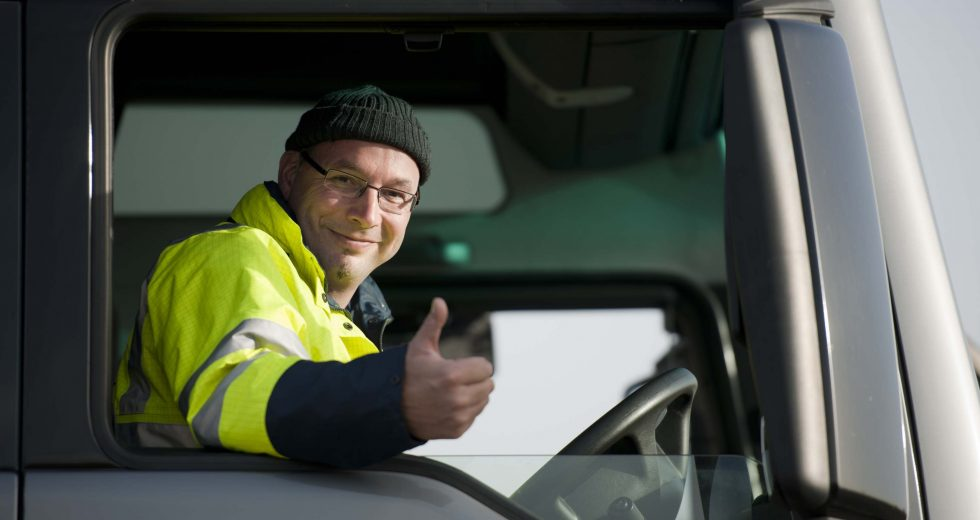 Online Deliveries Could Be Slowed Down By Lorry Driver Crisis