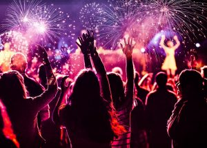 Welcome Your New Year In Goa