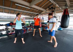 Improve Your Health With Muay Thai Course